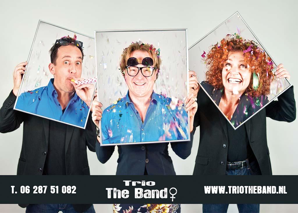 Trio Band, Top100 Band, coverband boeken, Trio met zangeres, Henry Brouwers, Ferdie Broecks, Jolanda van der Sterren, Band bruiloft, bruiloftsbandje, band kroeg, Band camping, Trio Band inhuren